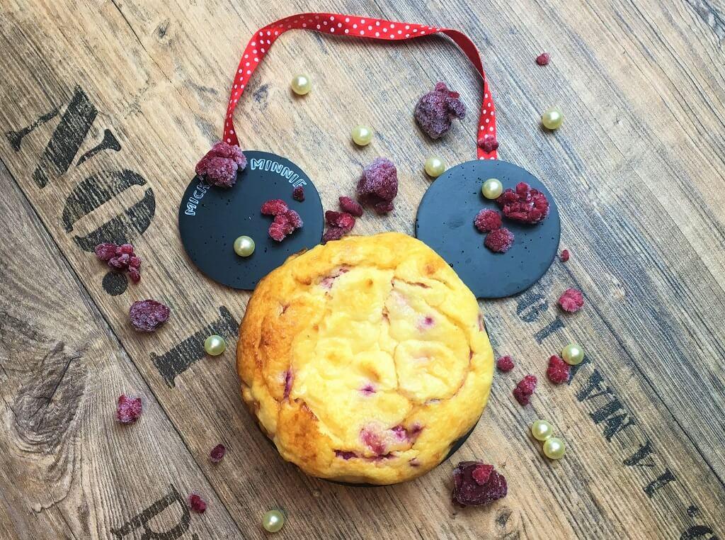 Luftig leichter Quarkkuchen