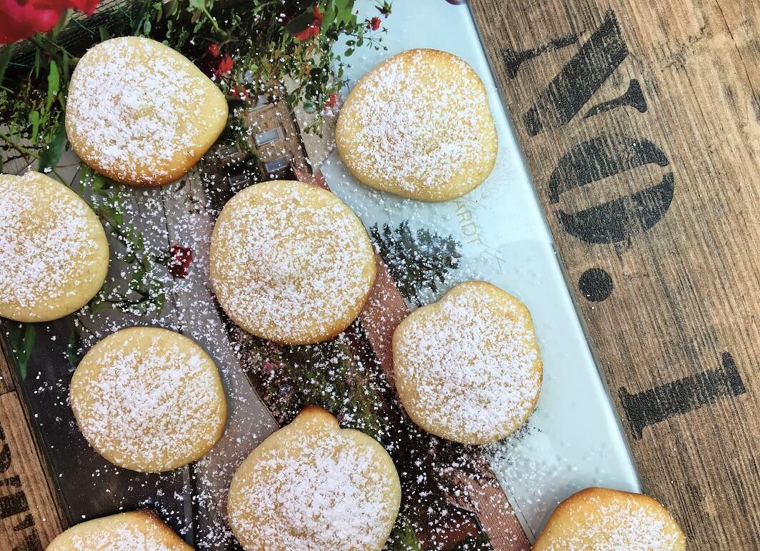 Käsekuchen Kekse