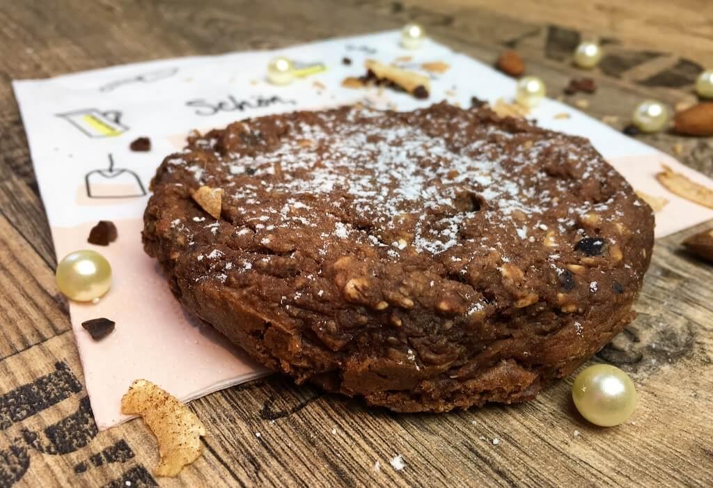 Kakao & Haferflocken Keks
