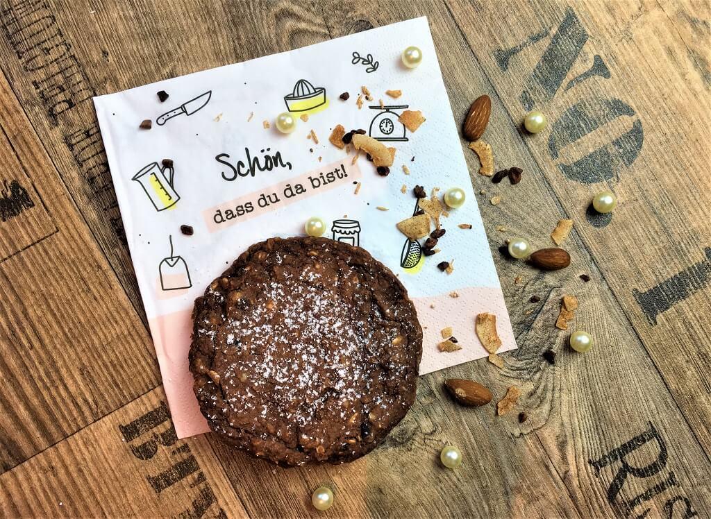 Soft bake Schokoladencookie