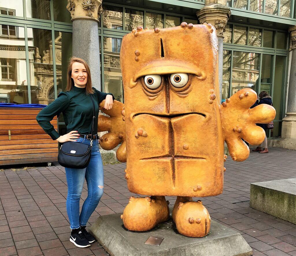 Bernd das Brot in Erfurt