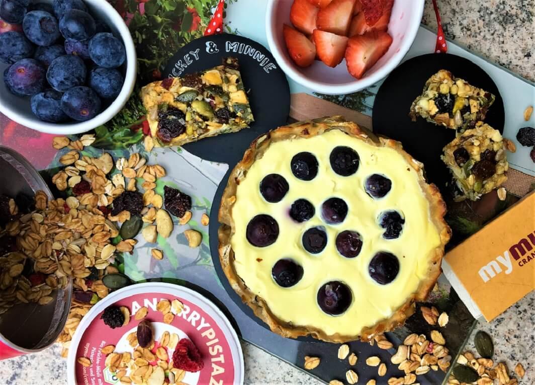 Müsli Kuchen vom Feinsten