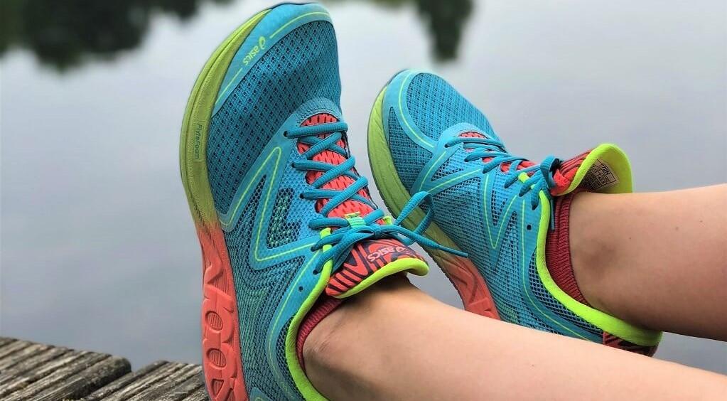Meine Laufschuhe für den Halbmarathon