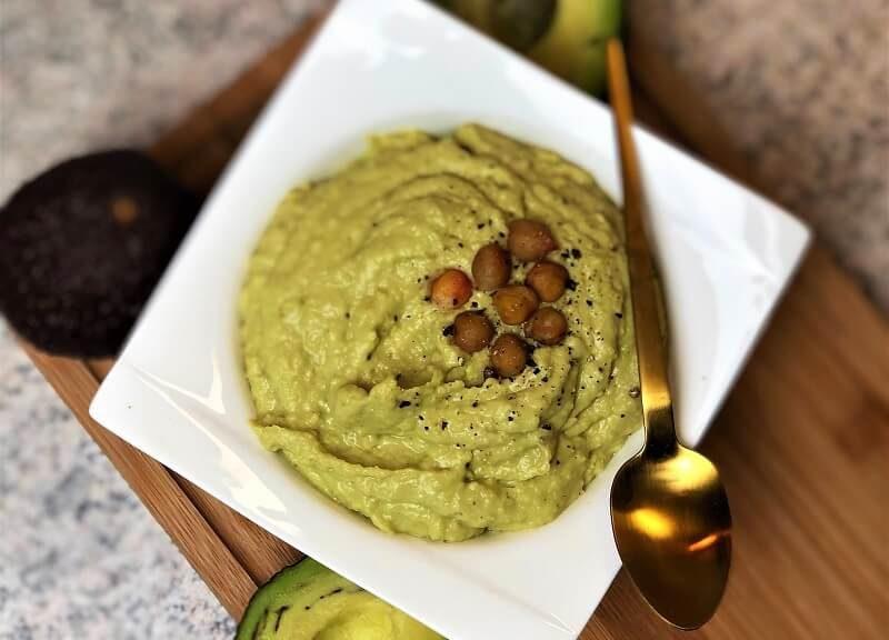 Rezept für Avocado Hummus