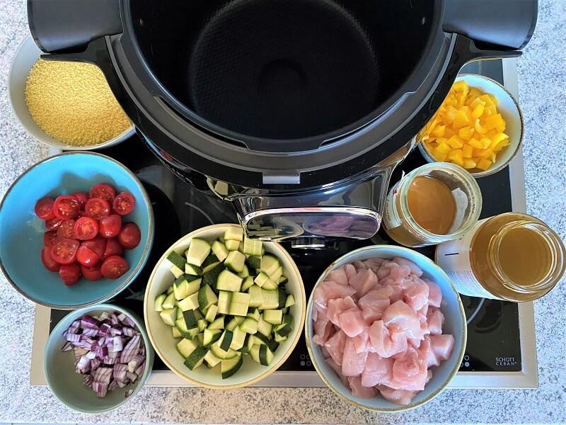 Intelligent kochen mit dem Krups Cook4Me